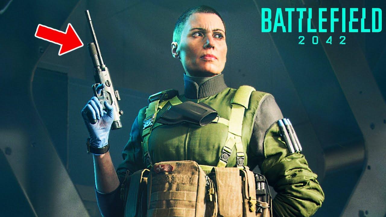 Battlefield 2042 Concerns...
