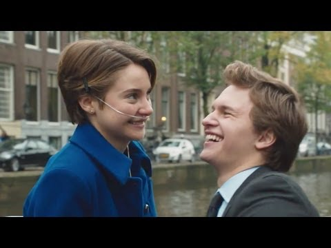 Интервью/The Guardian - Ansel Elgort on Fault in Our Stars - children's
