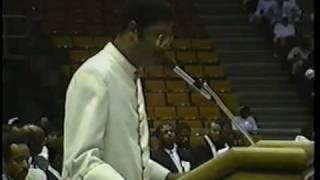 "Apostle Wilbur Jones ""United By the Power of Pentecost"" Pt.1"