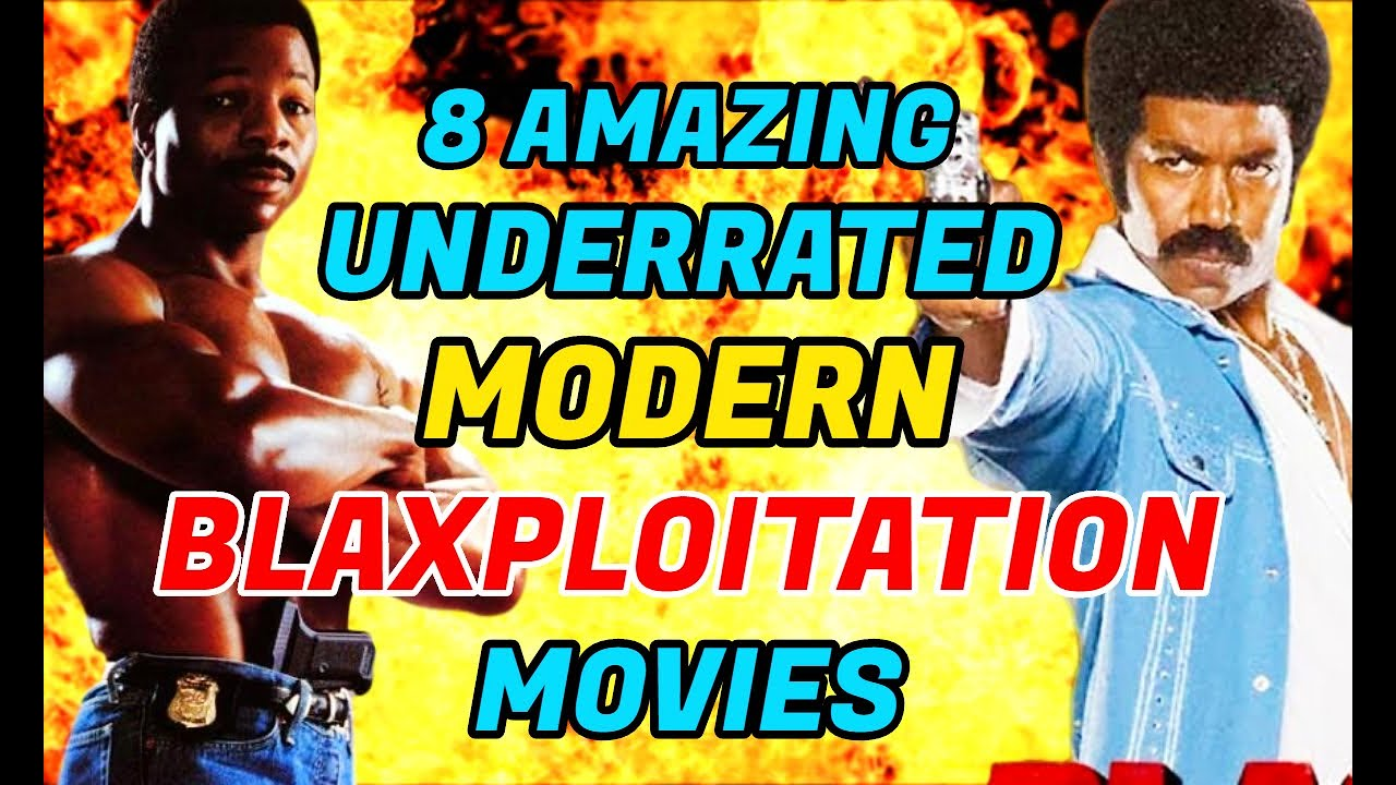 Top 8 Underrated Modern Blaxploitation Movies That Are Super Cool!