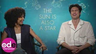 Yara Shahidi & Charles Melton Work Hard to Melt Hearts in The Sun is Also a Star