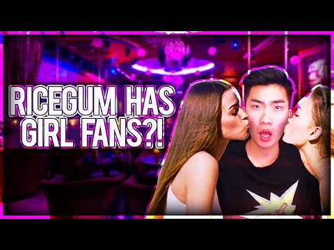Thumbnail: RiceGum has alot of fan girls?