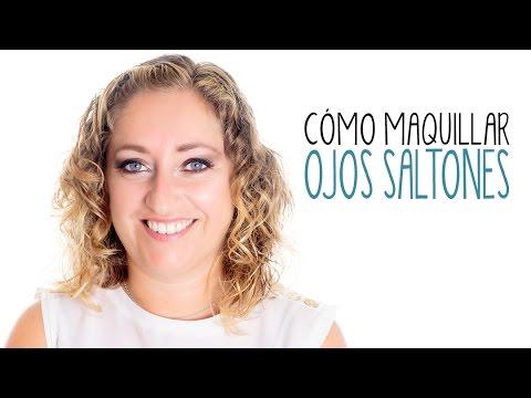 Cómo maquillar ojos Saltones by Secrets and Colors, Miriam Llantada
