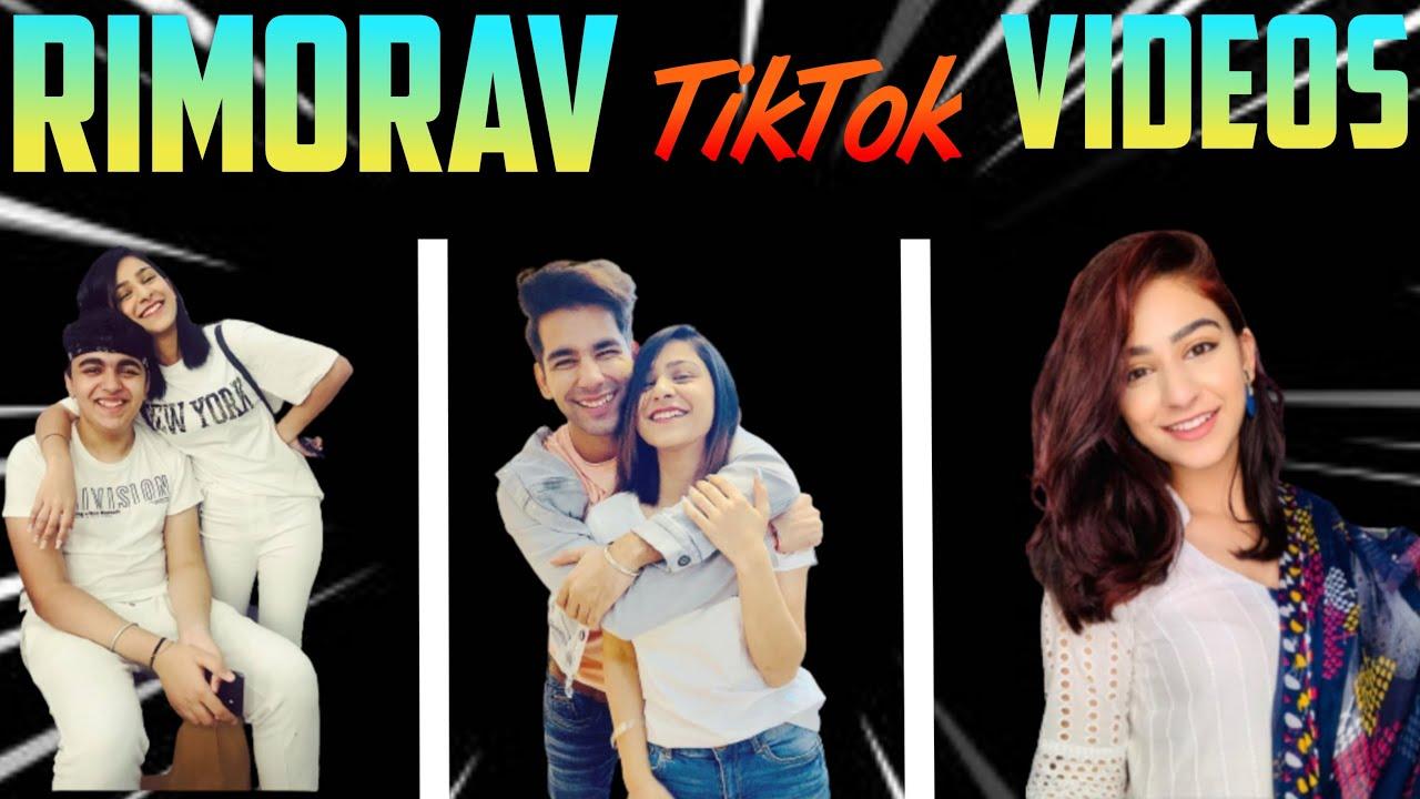 Rimorav vlogs Rishi dev Diksha Sharma Sanjay tik tok ...