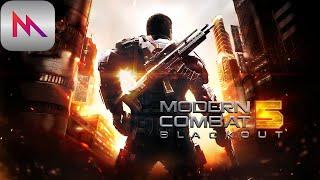 Modern Combat 5: Blackout - iPhone 6 Plus / Metal - HD Gameplay