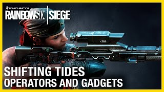 Download Rainbow Six Siege: Shifting Tides Operators Gameplay Gadgets and Starter Tips | Ubisoft [NA] Mp3 and Videos