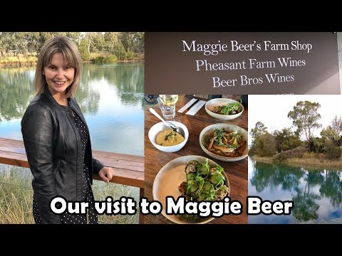 Our Visit To Maggie Beer Farm Shop And Eatery