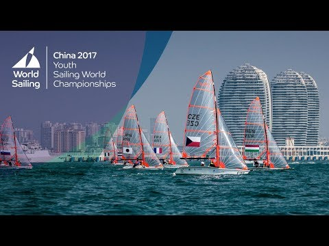 Get ready for the 2017 Youth Worlds  Sanya, China