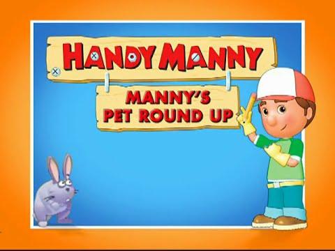 Handy Manny Manny's Pet Round Up Trailer