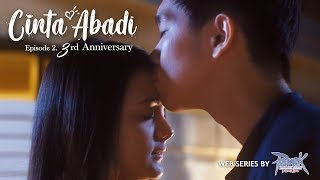 Thumbnail of CINTA ABADI Eps 2: 3rd ANNIVERSARY, Feat. Amanda Rawles, Brandon Salim, Shandy William