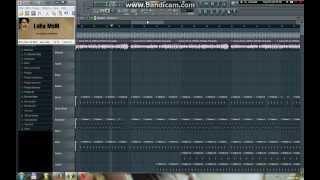 LuHa MsM - Paper Cut Remix (In Studio by Dj Spazio)