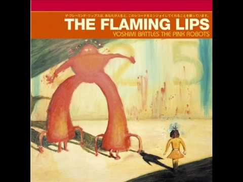 the flaming lips Approaching Pavonis Mons by Balloon (Utopia Planitia)