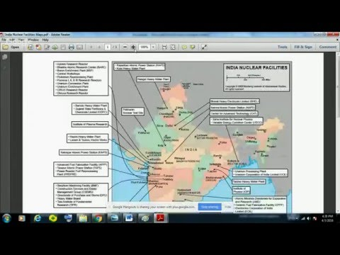 Nuclear Energy  in India :Explained
