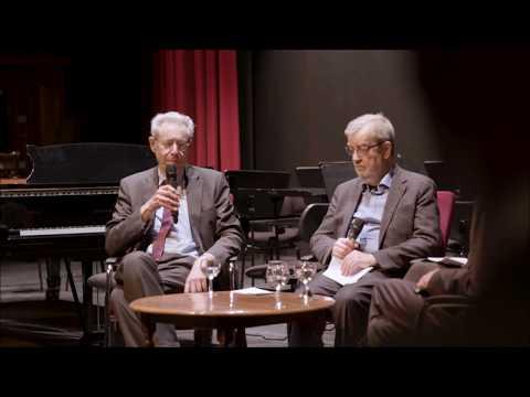 Helmut Schmidt: Der Kanzler als Pianist - Talkrunde mit Zeitzeugen