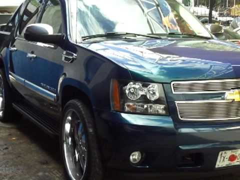 AutoConnect.com.mx : Camioneta 2007 Chevrolet Avalanche