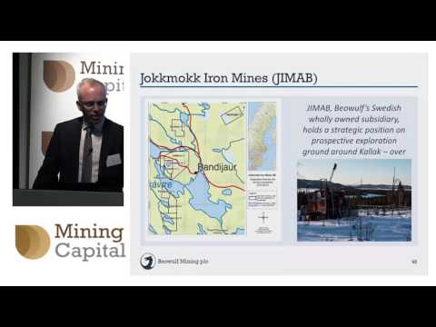 Beowulf Mining's Kurt Budge Presents At The Mining Capital Conference
