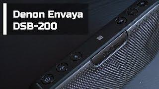 царь-колонка среди портативов  Denon Envaya DSB-200