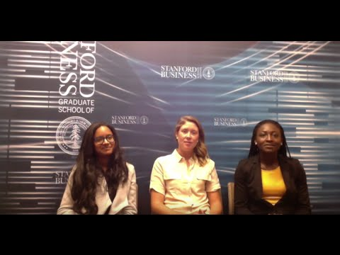 MBA Student Insights: Women At The GSB