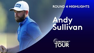 Andy Sullivan winning final round highlights | English Championship
