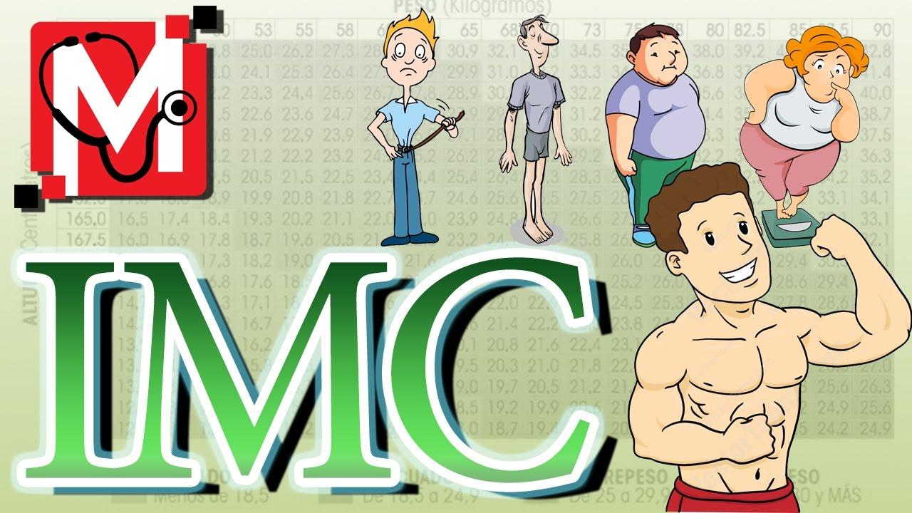 indice de masa muscular recomendado