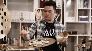 Echa Soemantri - A Whole New World - Zayn & Zhavia Ward (Drum Reinterpretation)