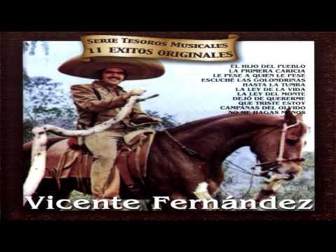 Vicente Fernandez  11 Exitos Originales