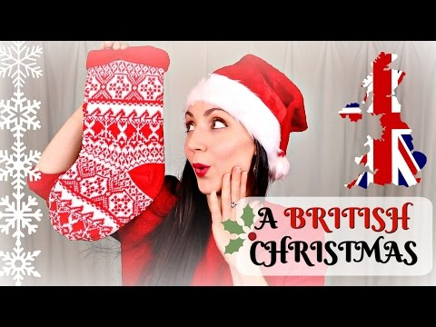 A British Christmas: Traditions