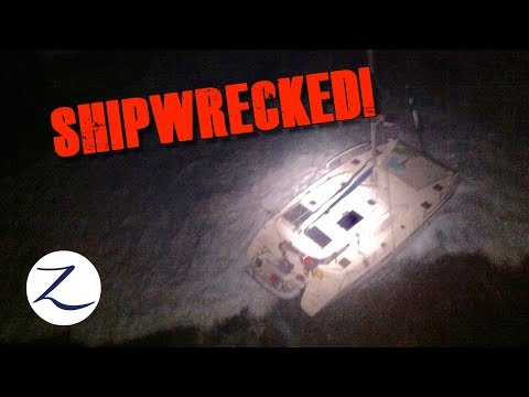 FAMILY SURVIVES SHIPWRECK! The Tanda Malaika Disaster REVEALED (Sailing Zatara Z-log)