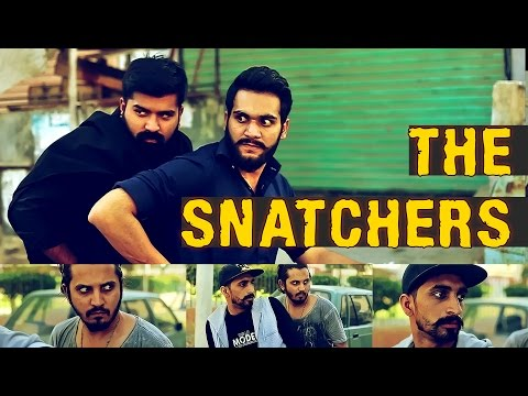 The Snatchers | Karachi Vynz Official | Funny video