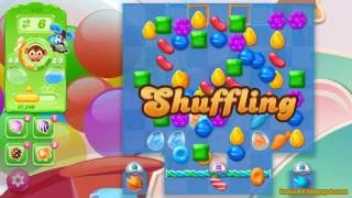 Candy Crush Jelly Saga Level 451 (3 star, No boosters)