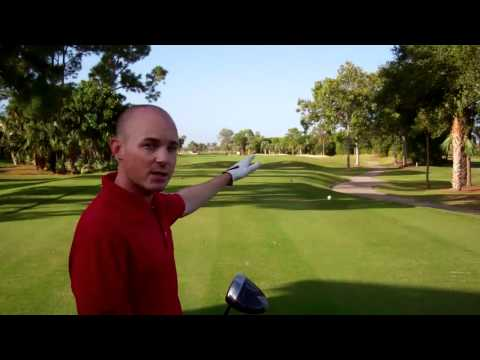 Using the Teeing Ground to Avoid Trouble by Matt Hilton of the Leadbetter Academy