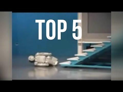 Top 5 Most Embarrassing Tech Demo Fails!