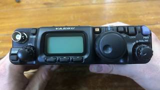 Time to ham it up with the Yaesu Ft-818Nd