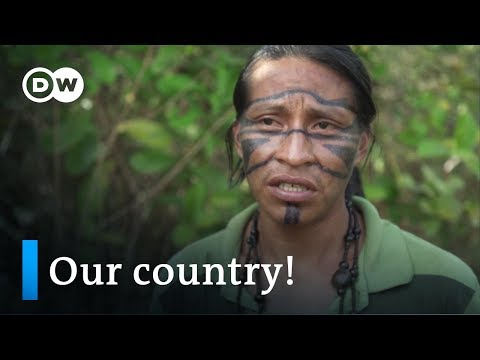 Brazil's indigenous population fights back | DW Documentary