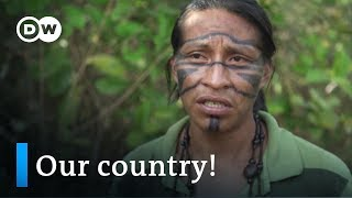 Brazil's indigenous population fights back | DW Documentary (Environment documentary)