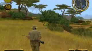 Cabelas African Safari Walkthrough #1