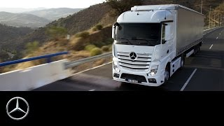 Seamless efficiency – Mercedes Benz original