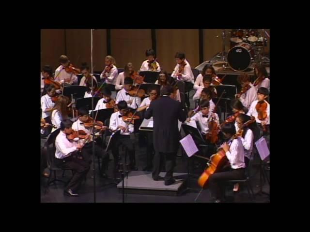 07   Holmes Advanced Orchestra   Impresario Overture Mozart