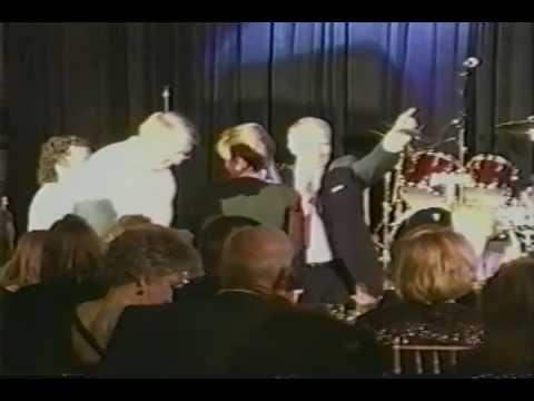 Gerald Haddock and Johnny Unitas
