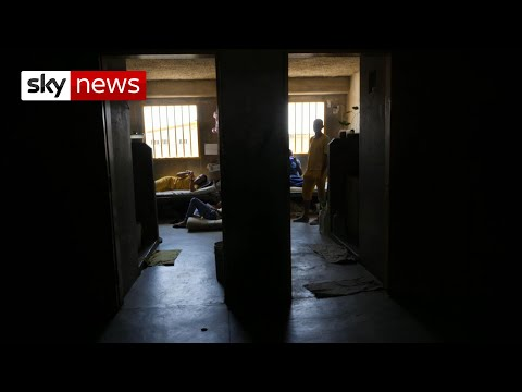 Inside the notorious Venezuelan jail run by prisoners