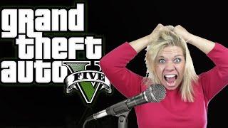 Voice Recording Trolling on GTA 5!