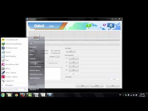 [Solved] Odin Doesn't Detect The Phone Windows Shows Gadget Serial Device Download Mode