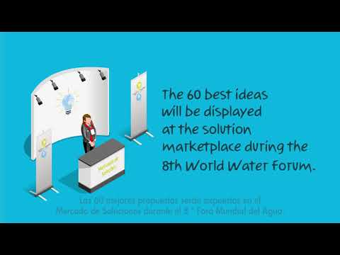 Solutions Market at 8th World Water Forum