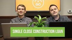 Finance a Home Build - Single Close Construction Loan