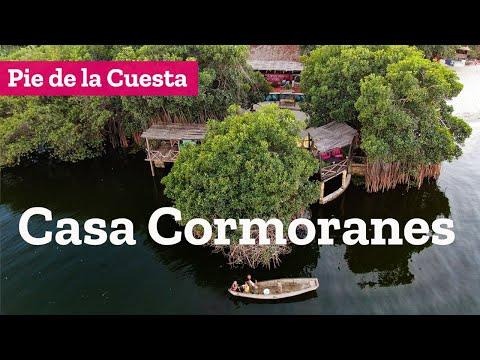 Hotel Boutique Casa Cormoranes en Pie de la Cuesta y la Laguna de Coyuca cerca de Acapulco Guerrero