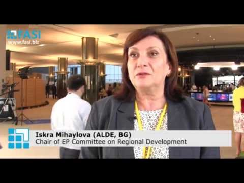 Iskra Mihaylova (ALDE) - Best practices and innovative measures for EU territorial cooperation