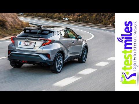 2017 Toyota CHR : Toyota's Newest CUV