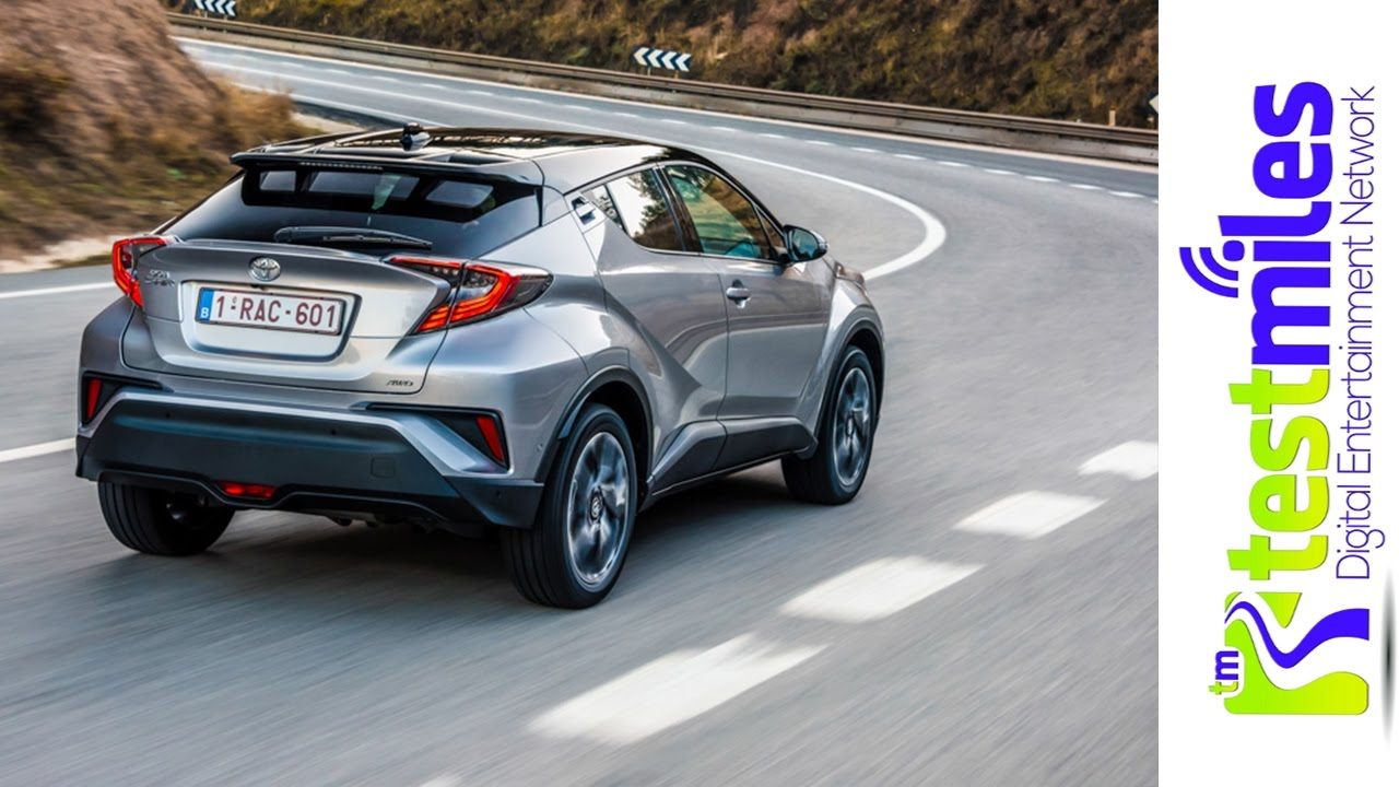 2017 Toyota Chr S Newest Cuv