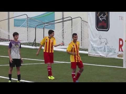 ST ANDREWS INTERNATIONAL FOOTBALL TOURNAMENT - DEC 2013 - Final Highlights