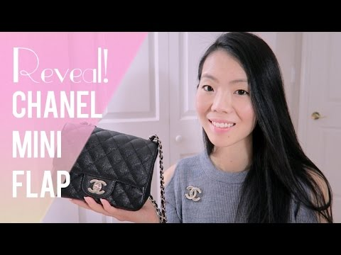 3bd497dddc69 CHANEL MINI SQUARE CRUISE 2017 REVEAL! | FashionablyAMY - YouTube